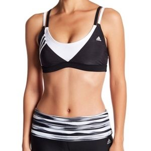 NWT Adidas Double-Layer Sports Bra L